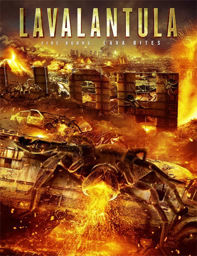 Poster de Lavalantula