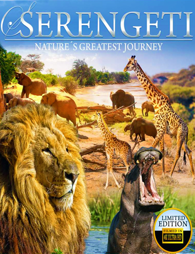 Poster de Serengeti: Nature's Greatest Journey