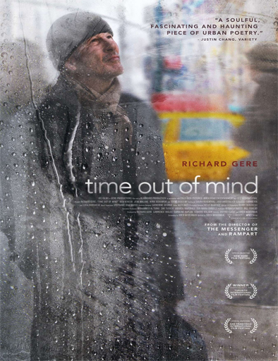 Poster de Time Out of Mind
