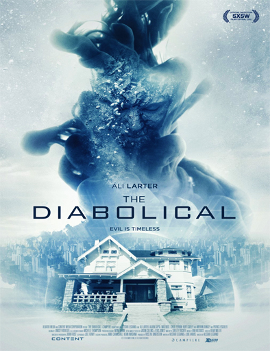 Poster de The Diabolical (Diabólico)