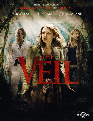 Poster de The Veil