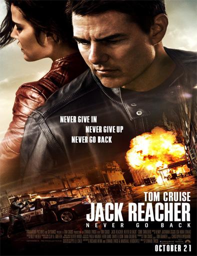 Resultado de imagen de Jack Reacher: Never go back pelicula cartel 2016