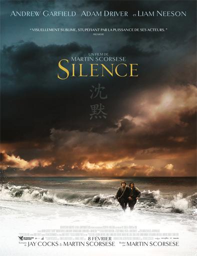 Poster de Silence (Silencio)