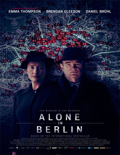 Poster de Alone in Berlin