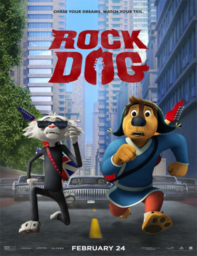 Poster de Mientras el lobo no está