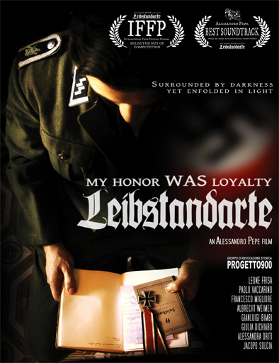 Poster de Leibstandarte: mi honor se llama lealtad