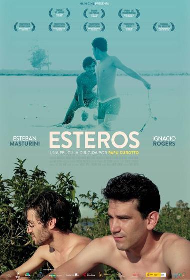 Poster de Esteros