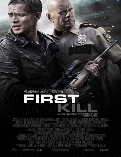 Poster de First Kill