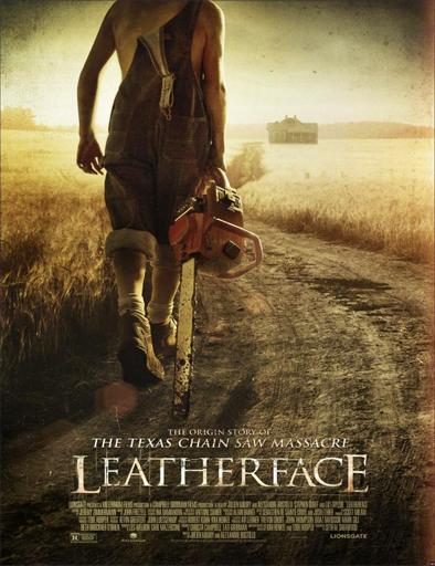 Poster de Leatherface