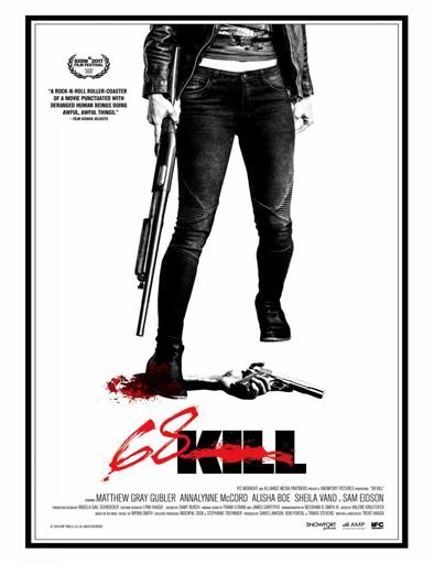 Poster de 68 Kill