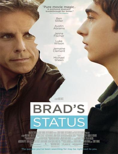 Poster de Brad's Status (Los pasos de papá)