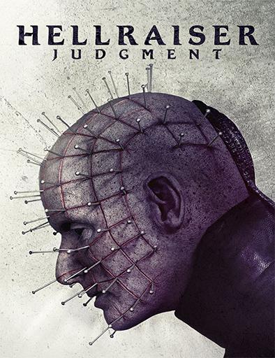 Poster de Hellraiser: Judgment
