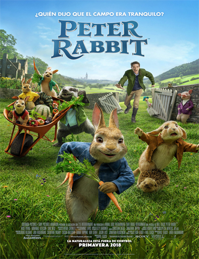 Poster de Peter Rabbit