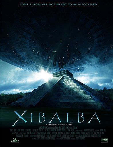 Poster de Xibalba