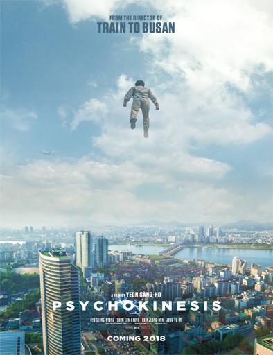 Poster de Psychokinesis (Yeom-lyeok)