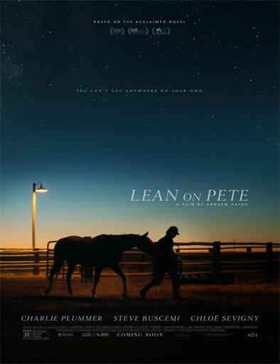 Poster de Lean on Pete