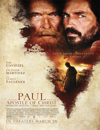 Poster de Pablo, apóstol de Cristo