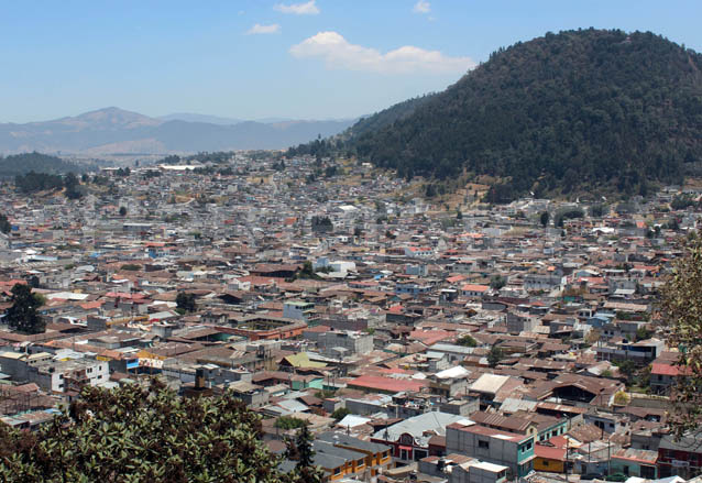 Quetzaltenango El Estado De Los Altos