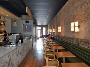 Publick Coffee - Interior
