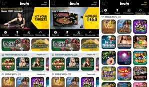 Обзор приложения BWIN Casino Mobile для Android