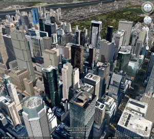 Google Earth New York 3D