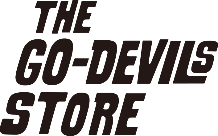 THE GO-DEVILS OFFICIAL WEB STORE