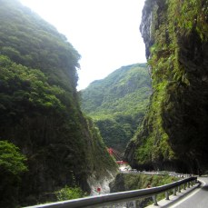 Road through Taroko