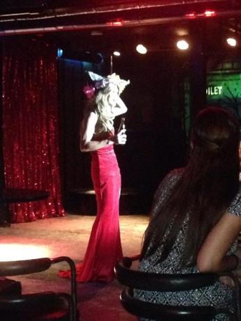 Ladyboy Cabaret
