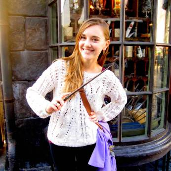 My definitely-very-magical wand