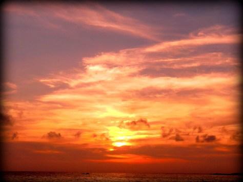 Cijin sunset