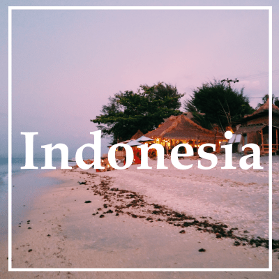 Destination: Indonesia