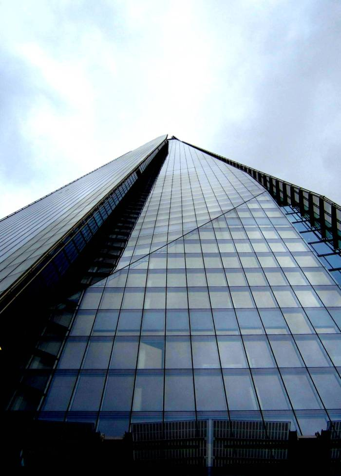 The Shard. London, England.