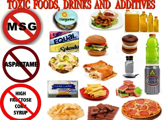 Weight Loss Tips - Avoid Harmful Food Additives