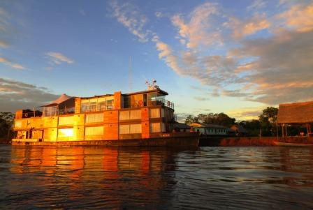 Aqua Expeditions, Iquitos, Peru
