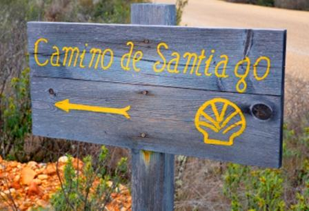 Camino de Santiago, from Paris