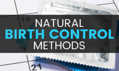 natural birth control methods