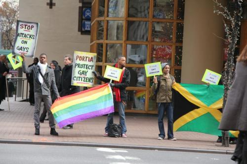 Resultado de imagen de homophobia en Jamaica images
