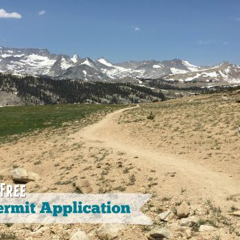 The Hassle-Free JMT Permit Application - Image