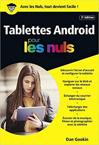 Tablette Pour Les Nuls Pdf : tablette, Telecharger, Tablettes, Android, Nuls,, édition, 1001Ebooks