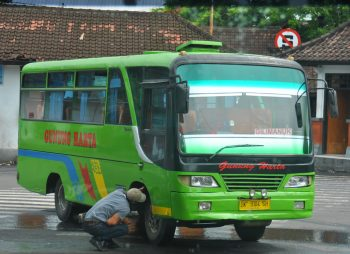 How NOT to Get from Banyuwangi to Bali