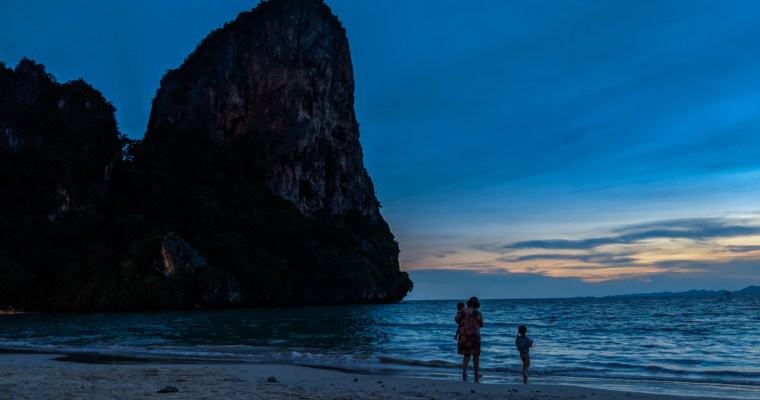 Finding Railay Beach