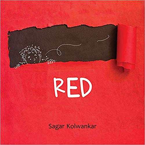 Cover image of Red by Sagar Kolwankar published by Tulika Books