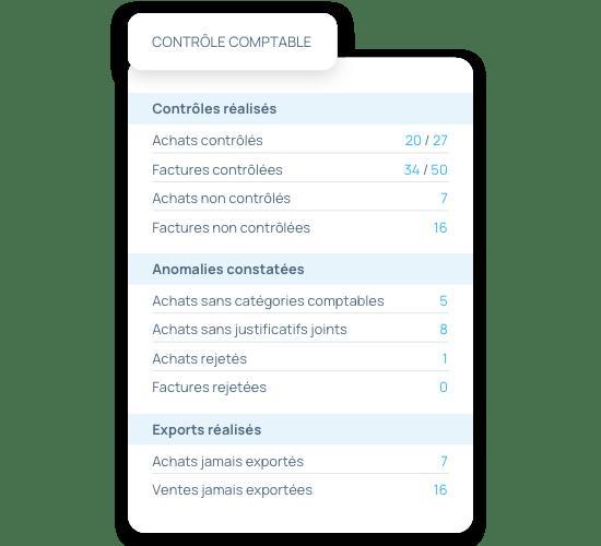 Contrôle comptable