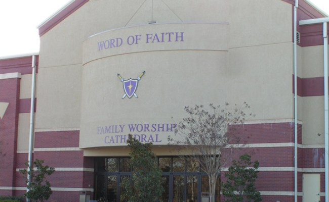 Word Of Faith Family Worship Cathedral Go Rolling Out