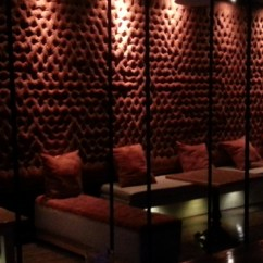 Chic Sofas Dwr Raleigh Sofa Review Boogalou Restaurant Lounge - Go Rolling Out
