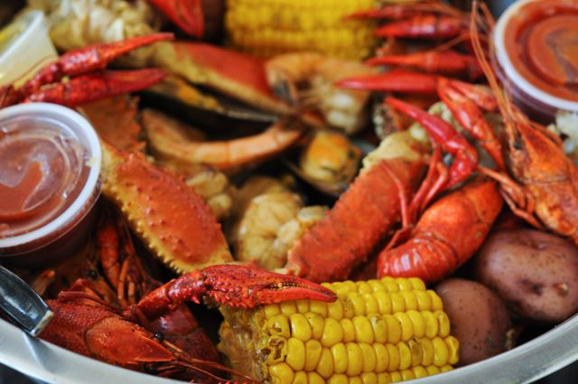 Crawfish Shack Seafood  Go Rolling Out