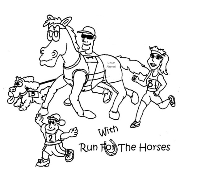 Run for the Horses 5k Fun Run & 1 Mile Obstacle Course