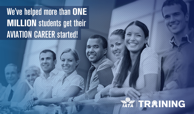 We've helped more than one million students get their aviation career started!