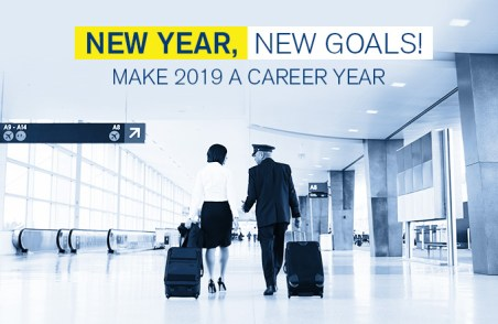 NEW YEAR, NEW GOALS! Make 2019 a career year