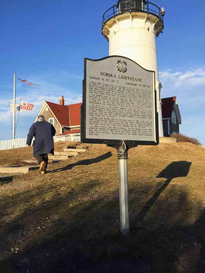 Nobska Lighthouse - Cape Cod